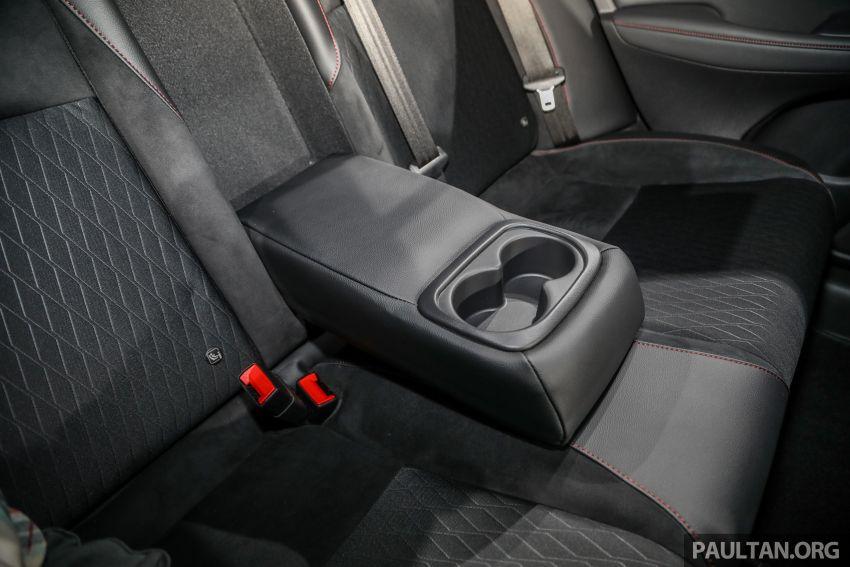 Honda City 2020 generasi kelima dilancarkan — empat varian, RS e:HEV, Honda Sensing; harga dari RM74k Image #1192153