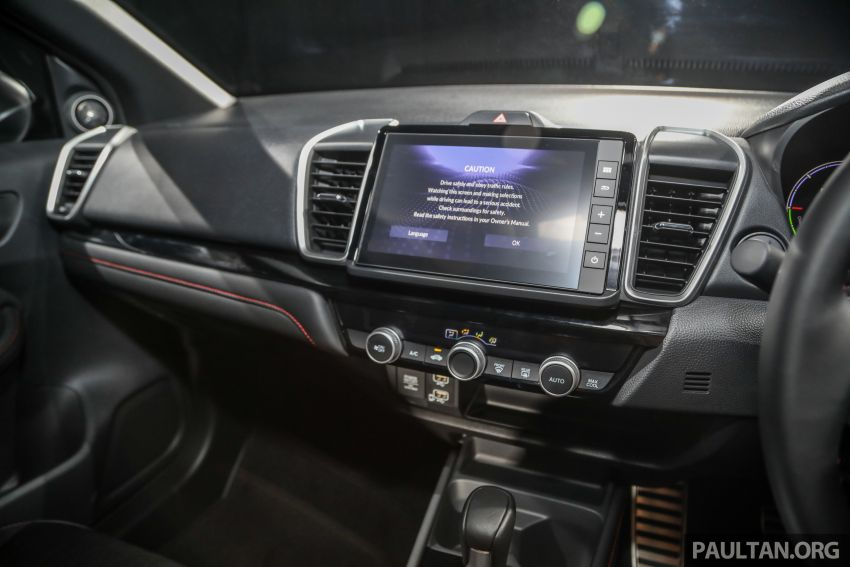 2020 Honda City – 5th-gen launched in Malaysia; 1.5L S, E and V; RS e:HEV Hybrid world debut, from RM74k Image #1191952