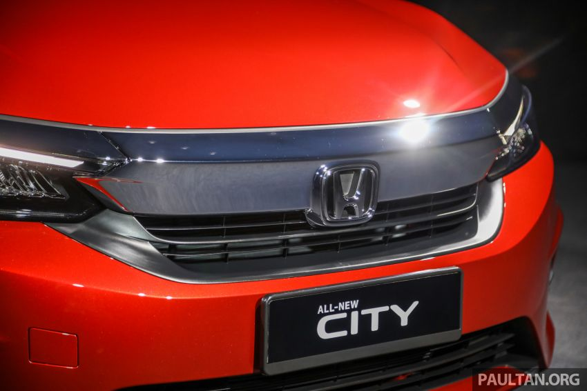 2020 Honda City – 5th-gen launched in Malaysia; 1.5L S, E and V; RS e:HEV Hybrid world debut, from RM74k Image #1191763