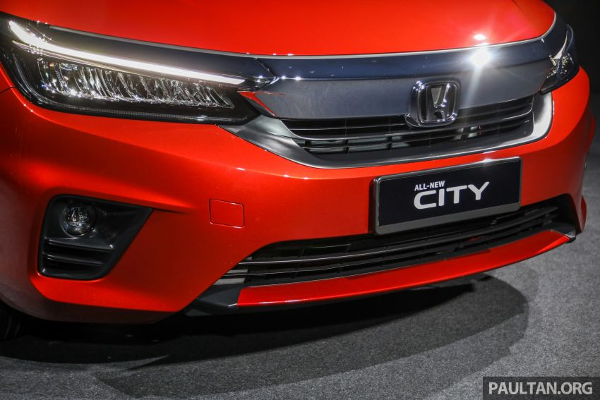 2020 Honda City – 5th-gen launched in Malaysia; 1.5L S, E and V; RS e:HEV Hybrid world debut, from RM74k Image #1191764