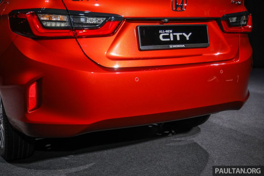 2020 Honda City – 5th-gen launched in Malaysia; 1.5L S, E and V; RS e:HEV Hybrid world debut, from RM74k Image #1191775