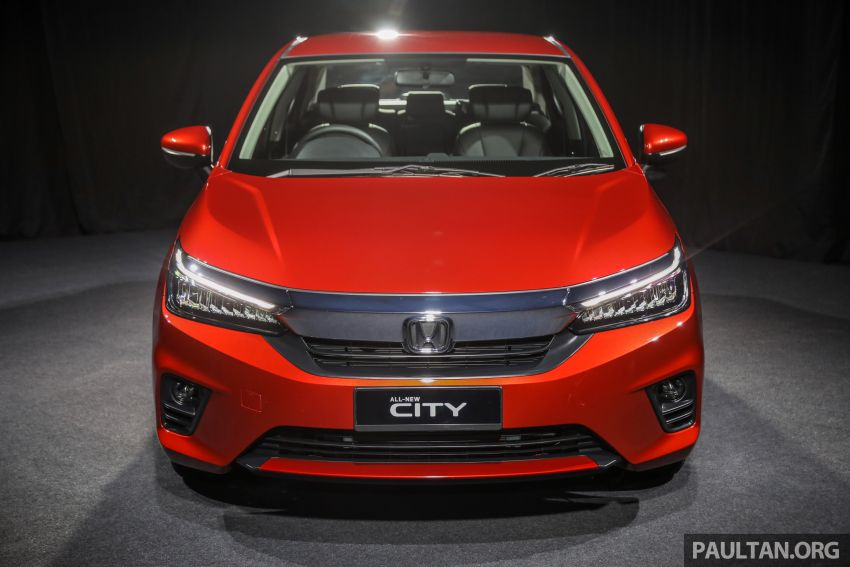 2020 Honda City – 5th-gen launched in Malaysia; 1.5L S, E and V; RS e:HEV Hybrid world debut, from RM74k Image #1191756
