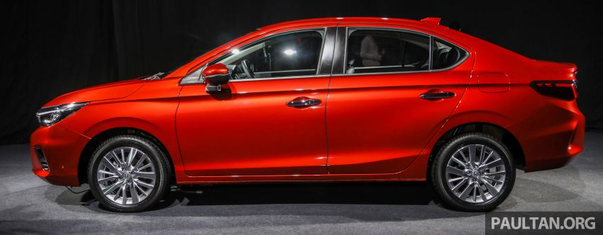 2020 Honda City – 5th-gen launched in Malaysia; 1.5L S, E and V; RS e:HEV Hybrid world debut, from RM74k Image #1191758