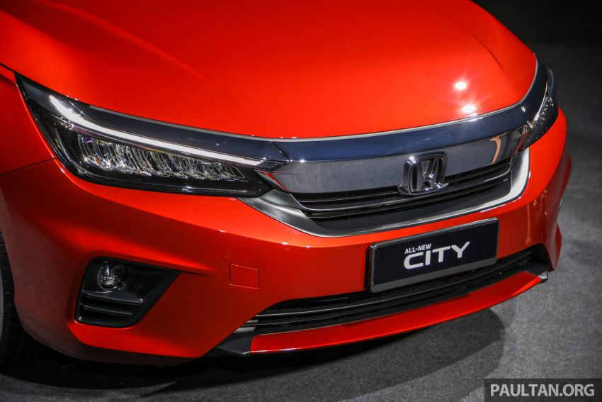 2020 Honda City – 5th-gen launched in Malaysia; 1.5L S, E and V; RS e:HEV Hybrid world debut, from RM74k Image #1191760