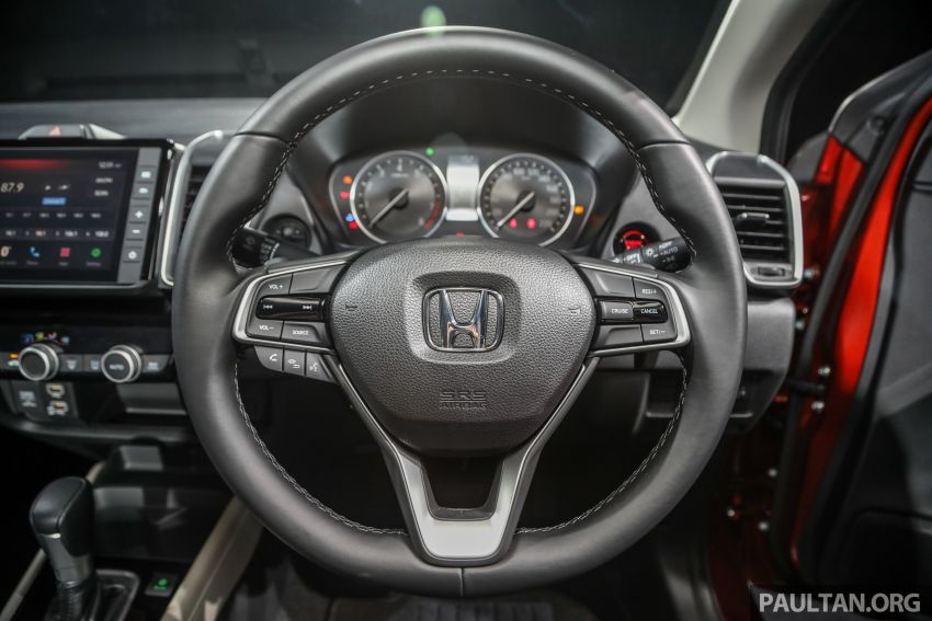2020 Honda City – 5th-gen launched in Malaysia; 1.5L S, E and V; RS e:HEV Hybrid world debut, from RM74k Image #1191781