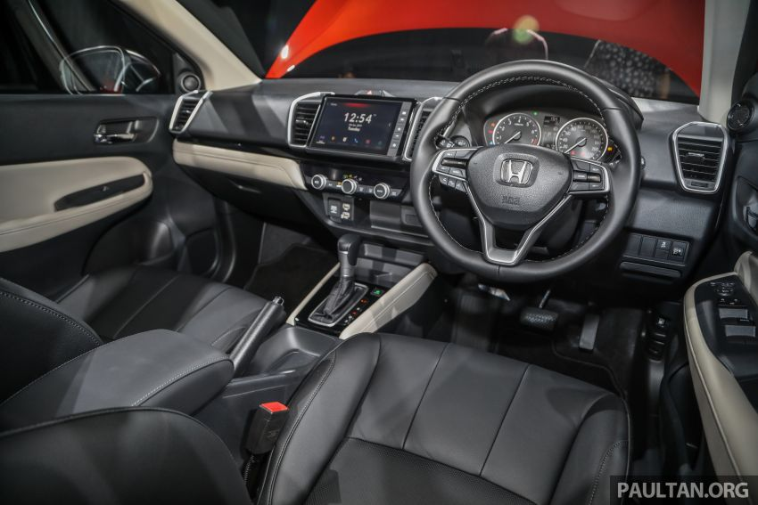 2020 Honda City – 5th-gen launched in Malaysia; 1.5L S, E and V; RS e:HEV Hybrid world debut, from RM74k Image #1191811