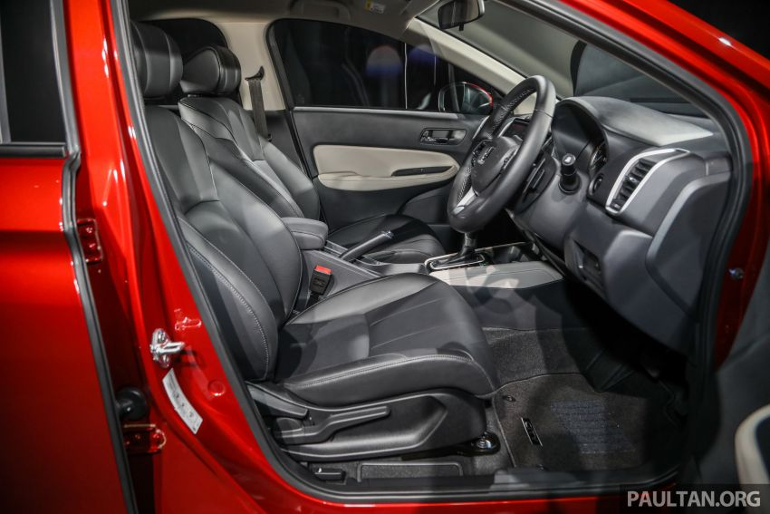 2020 Honda City – 5th-gen launched in Malaysia; 1.5L S, E and V; RS e:HEV Hybrid world debut, from RM74k Image #1191825