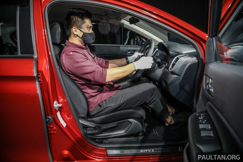 2020 Honda City – 5th-gen launched in Malaysia; 1.5L S, E and V; RS e:HEV Hybrid world debut, from RM74k Image #1191851
