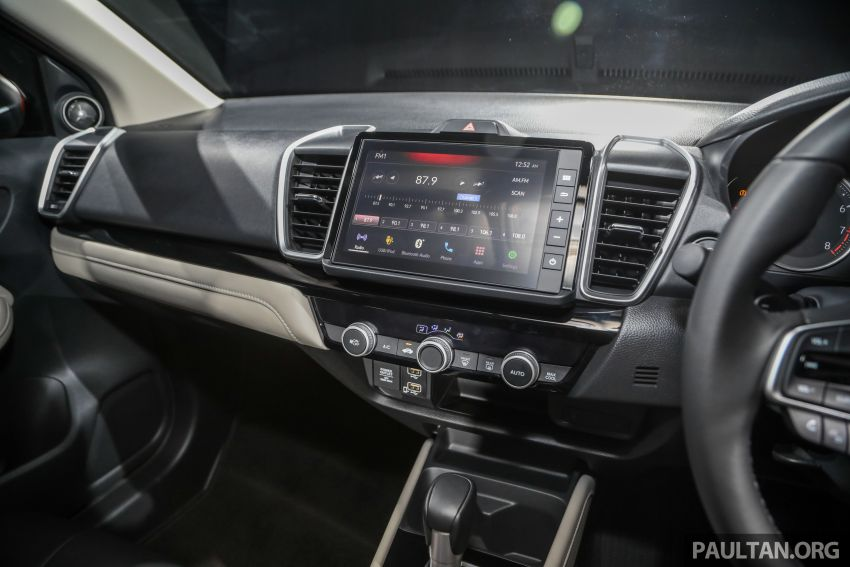 2020 Honda City – 5th-gen launched in Malaysia; 1.5L S, E and V; RS e:HEV Hybrid world debut, from RM74k Image #1191785