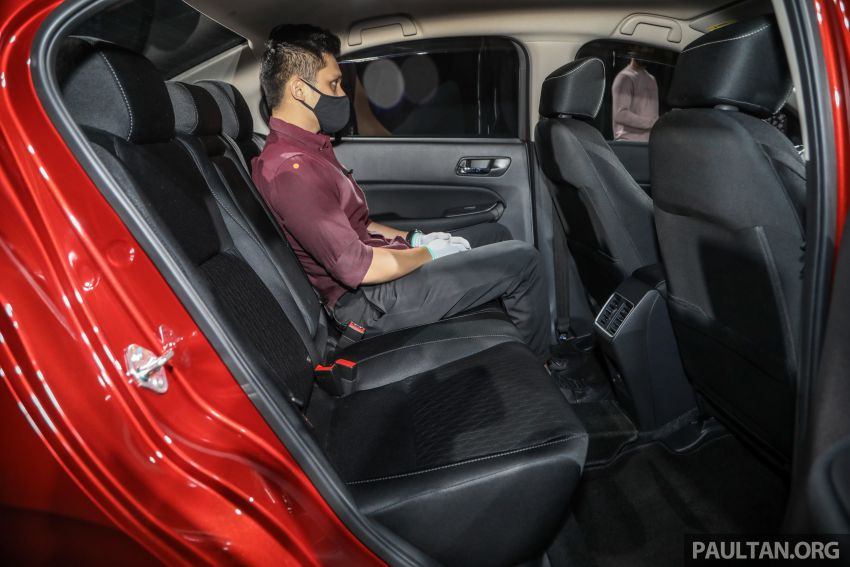 2020 Honda City – 5th-gen launched in Malaysia; 1.5L S, E and V; RS e:HEV Hybrid world debut, from RM74k Image #1191853