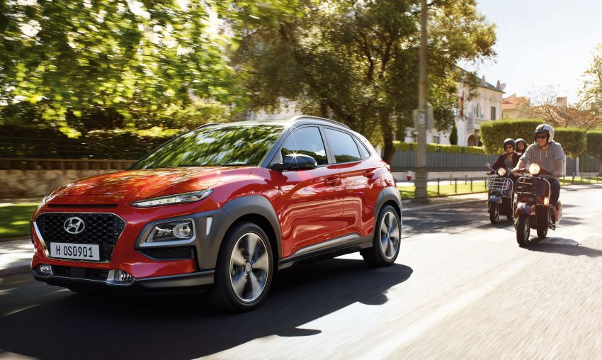 Hyundai Kona B-SUV launched in Malaysia – 2.0L NA; 1.6L Turbo with 177 PS, 7DCT; CBU from RM116k Image #1201794