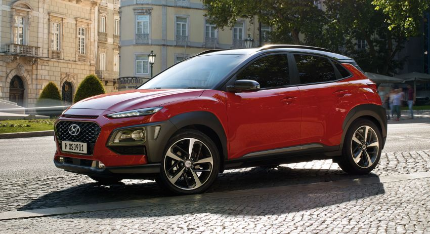 Hyundai Kona B-SUV launched in Malaysia – 2.0L NA; 1.6L Turbo with 177 PS, 7DCT; CBU from RM116k Image #1201795