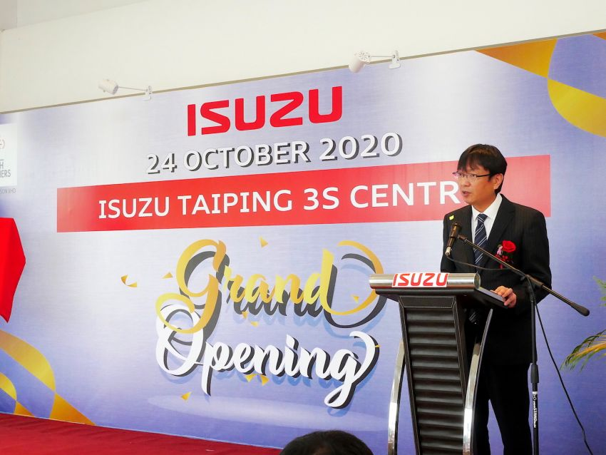 Isuzu Malaysia launches new 3S centre in Taiping Image #1199268