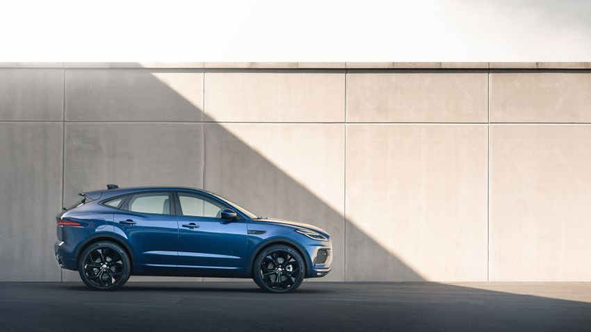 2021 Jaguar E-Pace – 309 PS 1.5L three-cylinder PHEV, 1.5L and 2.0L MHEVs; revised exterior and interior Image #1200946