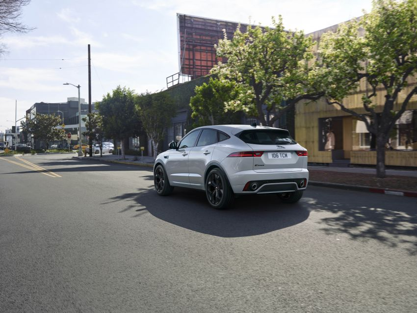 2021 Jaguar E-Pace – 309 PS 1.5L three-cylinder PHEV, 1.5L and 2.0L MHEVs; revised exterior and interior Image #1200941