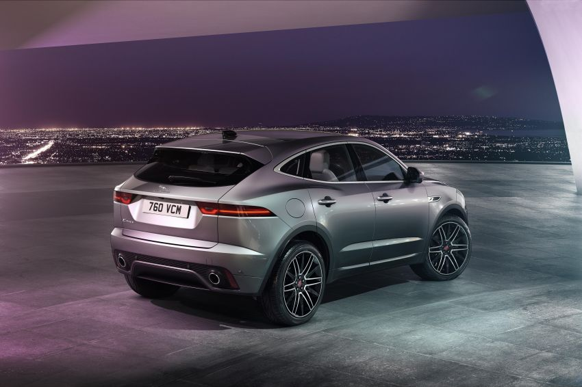 2021 Jaguar E-Pace – 309 PS 1.5L three-cylinder PHEV, 1.5L and 2.0L MHEVs; revised exterior and interior Image #1200938