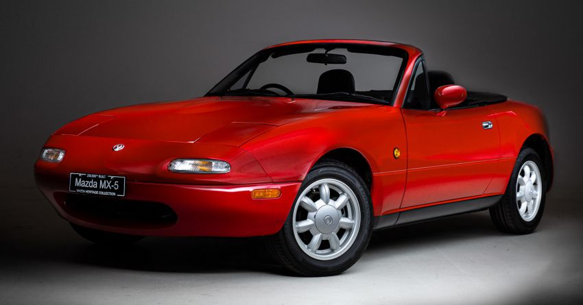 Mk1 Mazda MX-5 restoration programme expanded to Europe – 117 left-hand drive, 156 right-hand drive parts Image #1197928