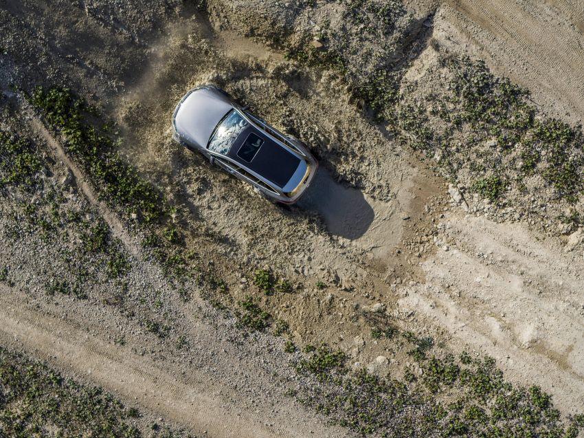 Mercedes-Benz EQC 4×4² – EV off-roading concept Image #1192430