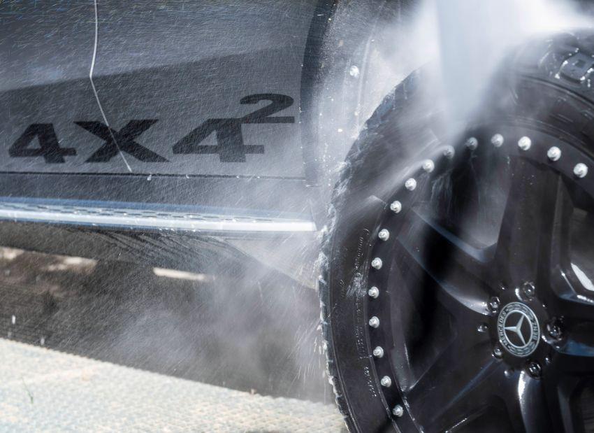Mercedes-Benz EQC 4×4² – EV off-roading concept Image #1192439