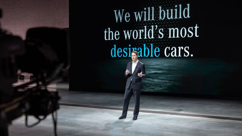 Mercedes-Benz announces new car business strategy – focus on luxury, cost cutting, new MMA EV platform Image #1189290