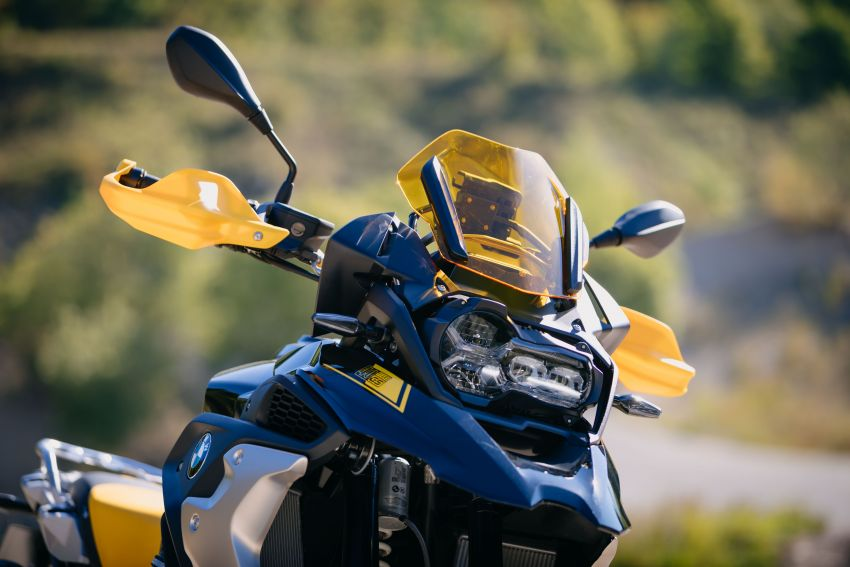 40 years of the BMW GS: 2020 BMW Motorrad 1250 GS and 1250 GS Adventure, 136 hp, 143 Nm torque Image #1187847