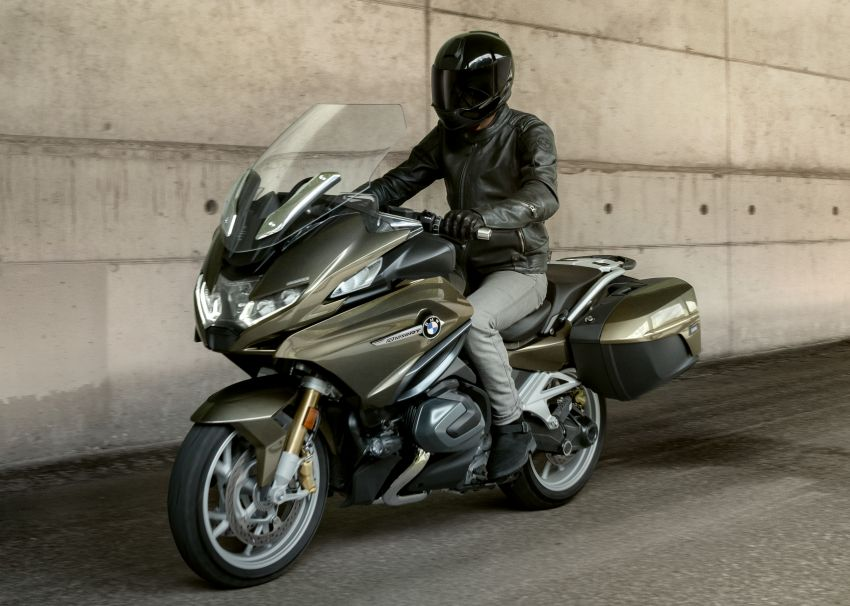 2021 BMW Motorrad R1250RT sports-tourer updated Image #1195187
