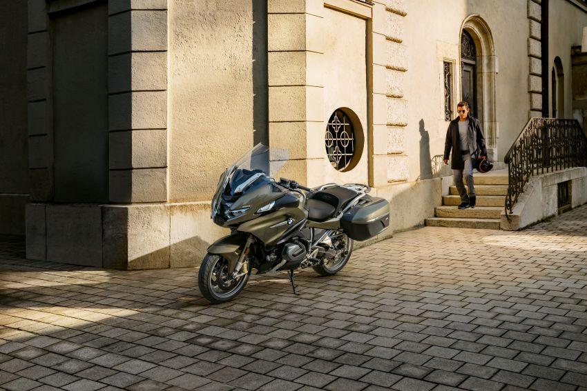 2021 BMW Motorrad R1250RT sports-tourer updated Image #1195188