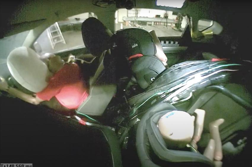 VIDEO: Proton X50 ASEAN NCAP crash test report Image #1190623