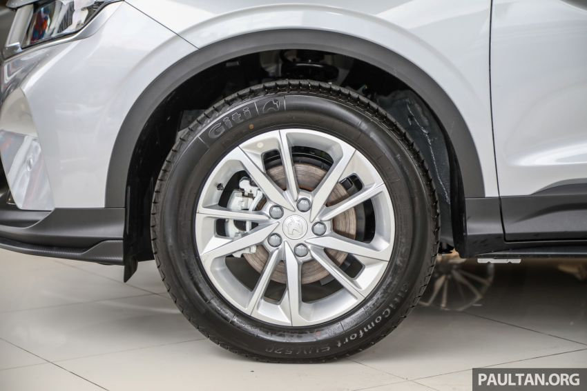 Proton X50 SUV launched – RM79,200 to RM103,300 Image #1199715