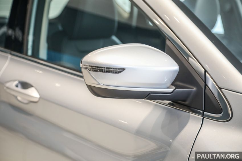 Proton X50 SUV launched – RM79,200 to RM103,300 Image #1199717