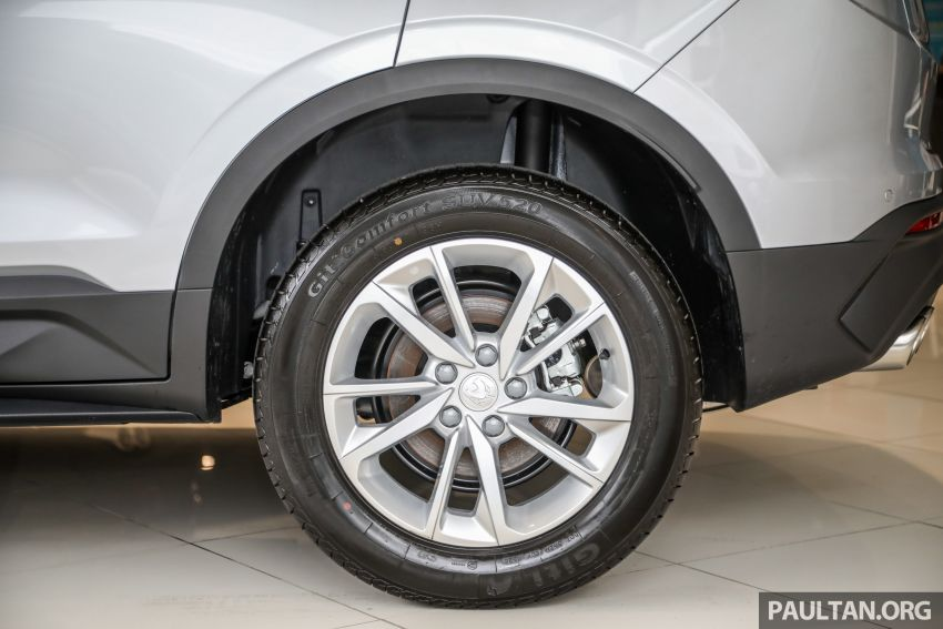 Proton X50 SUV launched – RM79,200 to RM103,300 Image #1199725