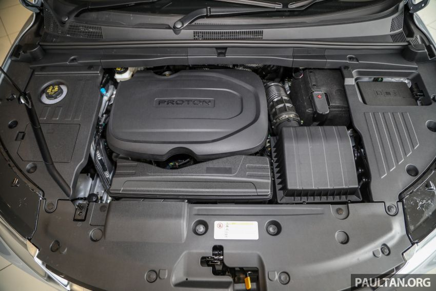 Proton X50 SUV launched – RM79,200 to RM103,300 Image #1199734