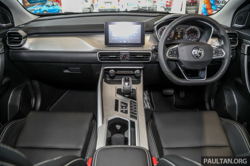 Proton X50 SUV launched – RM79,200 to RM103,300 Image #1199737