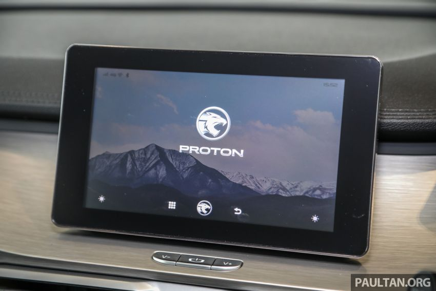 Proton X50 SUV launched – RM79,200 to RM103,300 Image #1199767