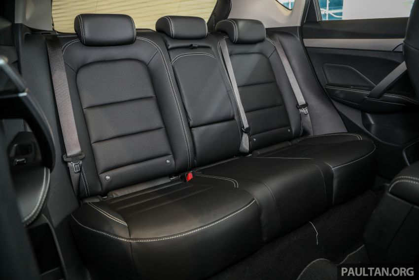 Proton X50 SUV launched – RM79,200 to RM103,300 Image #1199816