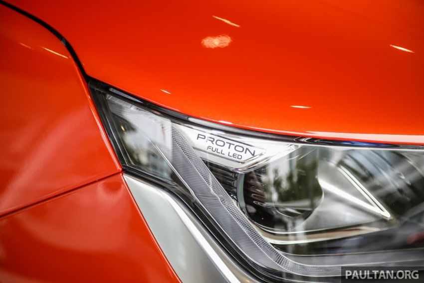 Proton X50 SUV launched – RM79,200 to RM103,300 Image #1199835
