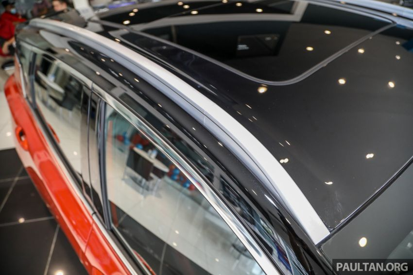 Proton X50 SUV launched – RM79,200 to RM103,300 Image #1199853