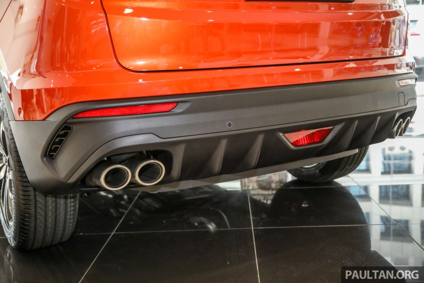 Proton X50 SUV launched – RM79,200 to RM103,300 Image #1199860