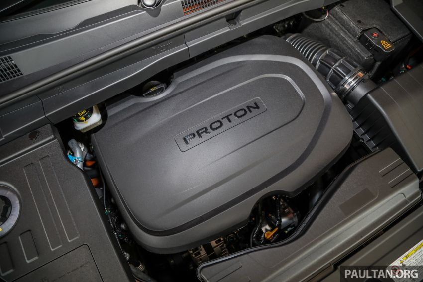 Proton X50 dilancarkan – bermula RM79k – RM103k Image #1199465