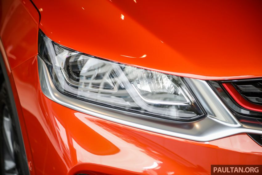 Proton X50 SUV launched – RM79,200 to RM103,300 Image #1199834