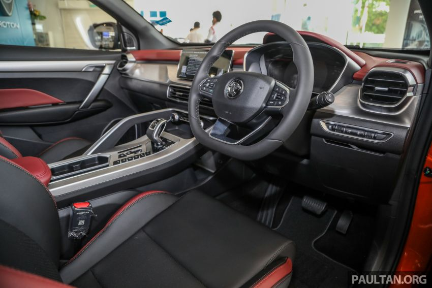 Proton X50 SUV launched – RM79,200 to RM103,300 Image #1199866