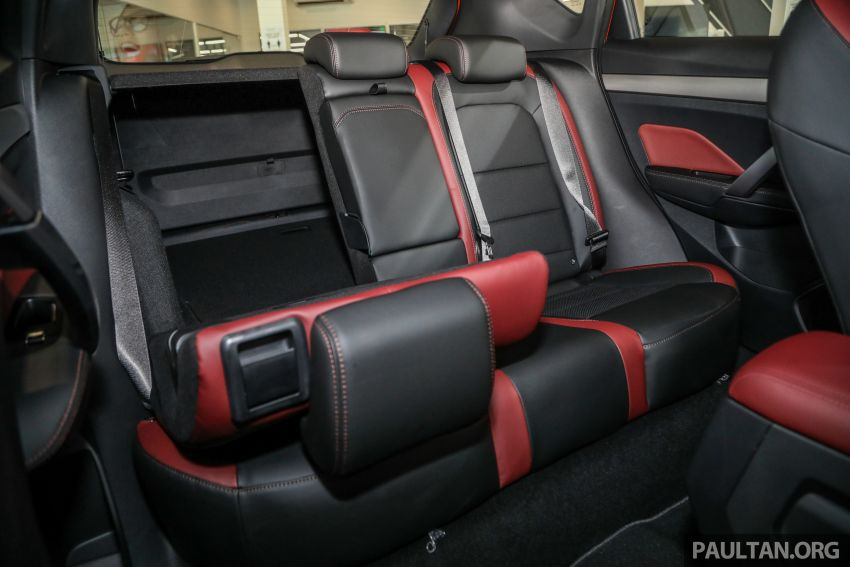 Proton X50 SUV launched – RM79,200 to RM103,300 Image #1199965