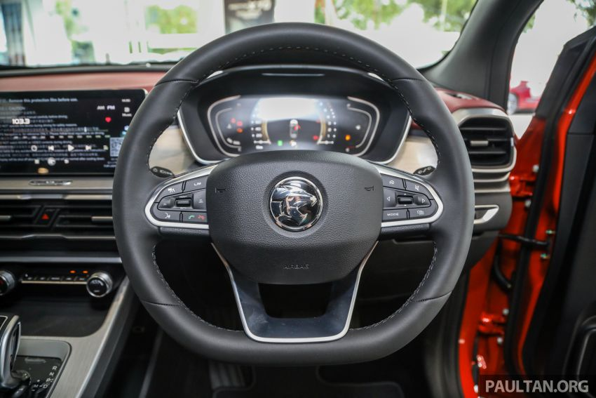 Proton X50 SUV launched – RM79,200 to RM103,300 Image #1199868