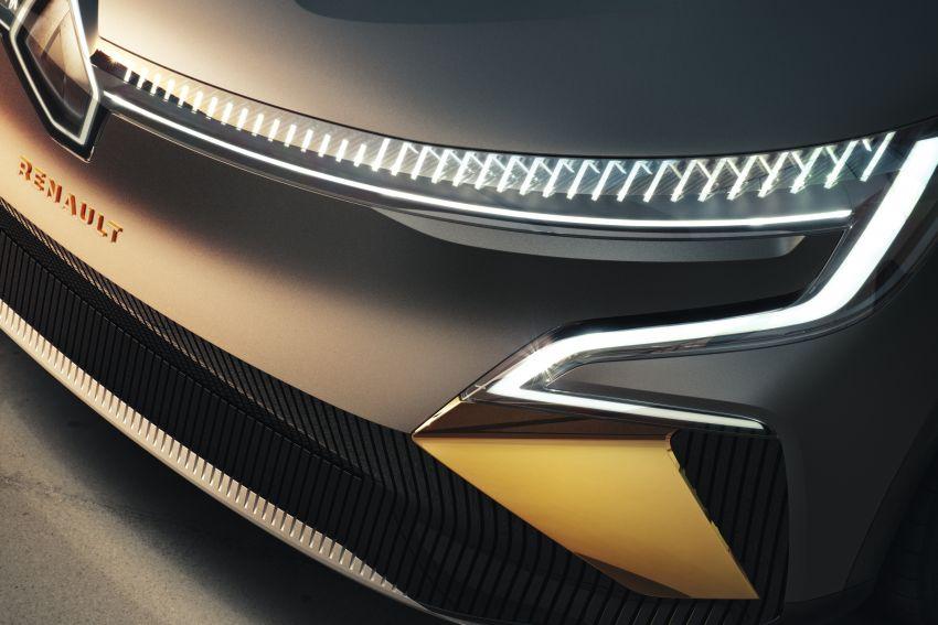Renault Megane eVision previews 2021 electric hatch Image #1194212