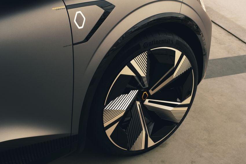 Renault Megane eVision previews 2021 electric hatch Image #1194214