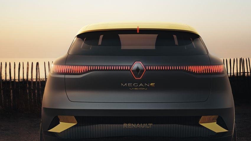 Renault Megane eVision previews 2021 electric hatch Image #1194203