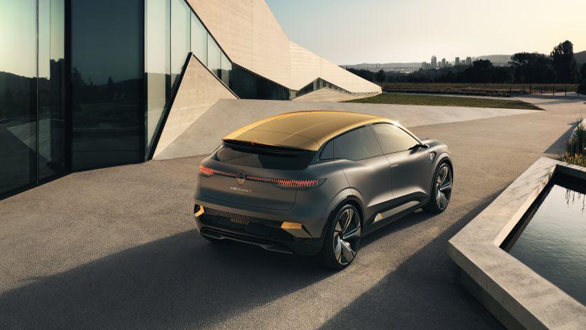 Renault Megane eVision previews 2021 electric hatch Image #1194205