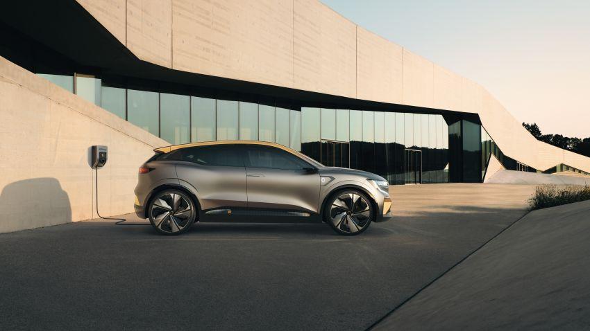 Renault Megane eVision previews 2021 electric hatch Image #1194206