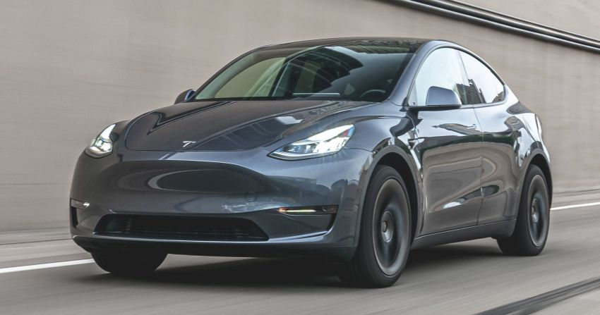 Tesla Model Y – production of the seven-seater EV to begin in November, deliveries start early December Image #1193486