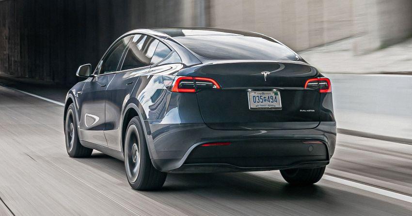 Tesla Model Y – production of the seven-seater EV to begin in November, deliveries start early December Image #1193487